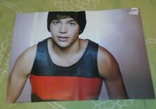 FINLAND MAGAZINE SYSTERI CENTERFOLD POSTER WITH AUSTIN MAHONE #4