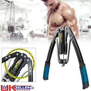 Power Twister Arm Chest Expander Exercise Muscle Stretcher Training High Quality