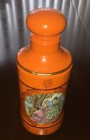 Enesco 1950's Japanese Urn / Vase Ladies Swinging