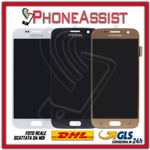 DISPLAY LCD TOUCH SCREEN PER Samsung Galaxy S7 SM-G930F G930 SCHERMO VETRO