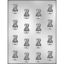 Rabbit Face Easter Bunny Chocolate Candy Mold  Create Design