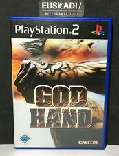 God Hand // Playstation 2 (PS2) - Completo // PAL NOE - Capcom