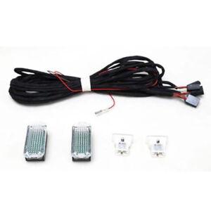 Car LED Interior Footwell Lights For Audi A3 S3 8V  3VD 919 309 A+ 8UD 947 409