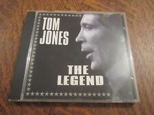 cd album TOM JONES the legend