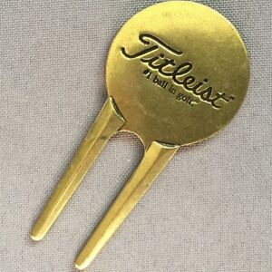 Brand New Titleist Limited Divot Tool and Ball Marker