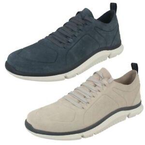 Mens Clarks Casual Shoes 'Triken Lace'