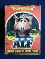 Vintage ~ 1987 Topps Alf Series 2 Box ~ 48 Unopened Wax Packs