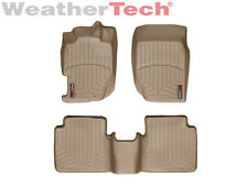 WeatherTech DigitalFit FloorLiner - 1998-2002 - Honda Accord - Tan