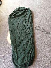 GENUINE USGI MILITARY ISSUE SURPLUS PATROL SLEEPING BAG OD GREEN. MSS GREAT