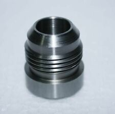 -3AN 3 # 3 Male Billet Adapter Stainless Steel Weld Bung Fitting
