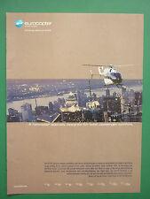 5/2010 PUB EUROCOPTER HELICOPTER EC145 STYLENCE HUBSCHRAUBER ORIGINAL AD
