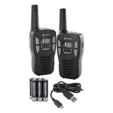 Cobra MT245 MicroTalk Walkie Talkie Radios Pmr446 5 Km Range Rechargeable