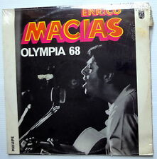 ENRICO MACIAS Olimpia 68 SEALED LP