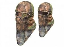 JACK PYKE LIGHT WEIGHT MESH BALACLAVA real oak tree camo head net hunting veil
