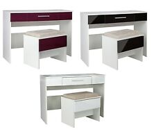 Modern Dressing Tables with 2 Drawers