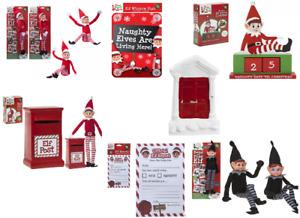 Elves Christmas Xmas Advent Toys Children Fun Mischief Gimmick Santa North Pole