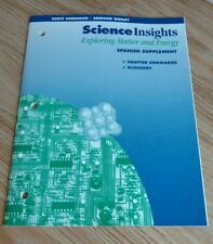 Science Insights (Exploring Matter and Energy, Spanish Supplement) (Paperback)