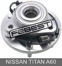 Front Wheel Hub For Nissan Titan A60 (2003-2015)