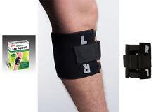 Leg Black Semi-Soft Orthotics, Braces & Orthopaedic Sleeves