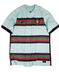 Nike Portugal 2020 Vapor Match Away Soccer Jersey CD0600-336 Size 【 Large】🔥 🔥