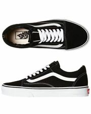 Vans Unisex Old Skool Sneaker In Black