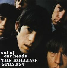 The Rolling Stones - Out Of Our Heads ( CD - Album - Remastered )
