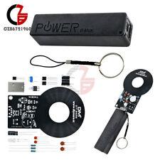 METAL DETECTOR KIT ELETTRONICA sensore senza contatto Modulo FAI DA TE KIT + Scatola Batteria