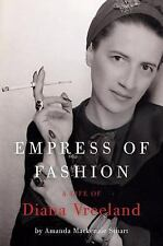 Empress of Fashion: A Life of Diana Vreeland-ExLibrary