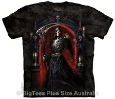 New You Are Next Grim Reaper T-Shirt - BigTees - Label USA 3XL (Fits AUST 6XL)