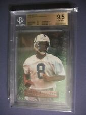 MARVIN HARRISON 1996 Fleer Metal #135 BGS GEM MINT 9.5 RC Colts