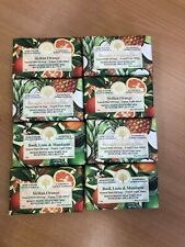 8 x Assorted Soaps 200g by Wavertree and London Australia
