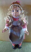 """Gotz """"Elizabeth Cady Stanton� Doll #4121/5000, 2000 (Gs3013)"""