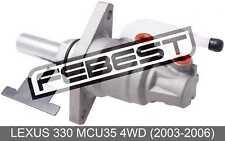 Master Brake Cylinder For Lexus 330 Mcu35 4Wd (2003-2006)
