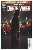 Star Wars Darth Vader #11 2021 Unread Aaron Kuder Main Cover Marvel Comic Book