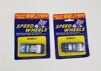Speed Wheels Series V Lot Of 2 Nib Toy Cars