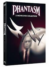 Phantasm 5-Movie Collection [DVD Box Set Collection Horror Thriller Sci-Fi] NEW