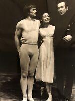 Rudolf Noureev 1969 Stills Photo d Art Grand Format Danseur Danse Photographie 7