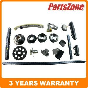 Timing Chain Kit Fit for Suzuki H20A H25A H27A Grand Vitara XL7 2.7L 2.5L V6 24V