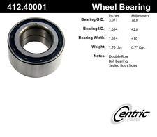 Wheel Bearing fits 1988-1991 Honda Prelude  C-TEK BY CENTRIC