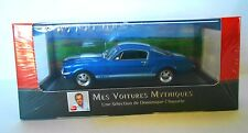 Ford Mustang Shelby 350 GT 1966  ATLAS COLLECTIONS 143 D.CHAPATTE 2891 009