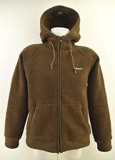 BERGANS OF NORWAY Womens Fleece Hooded Jacket 5403 Hitra Lady Warm Coat Size L