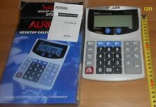 Desktop Calculator DT522 Aurora new unused
