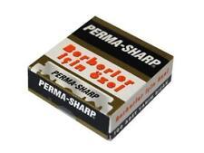 PERMA SHARP SINGLE EDGE PROFESSIONAL RAZOR BLADES 100 PIECES FREE DELIVERY