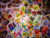 1000000's Collection lot of 200++ unpicked off paper Australian Stamps Australia