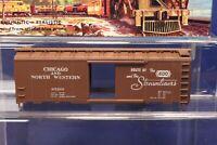 40' Box Car Kit / Chicago & Northwestern / Athearn HO Scale 5003