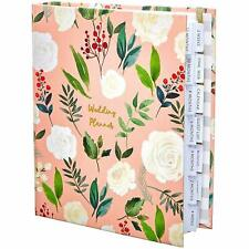 The Dream Wedding Planner | Luxury Wedding Organizer Book With Beautiful Souveni