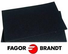 BRANDT 75X3654 2 filtre charbon pour hotte 450x280mm DXFH97 76X2901 74X3829