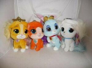 Soft Toy Palace Pets 25cm Puppies Princesses Original Disney Princess Plush