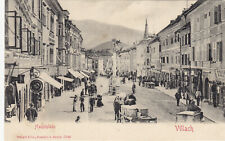 AUSTRIA  (rw132)  postcard VILLACH not travelled