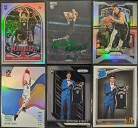 Lot of (6) Rodions Kurucs, Including Marquee RC, Prizm RC & other Rookies